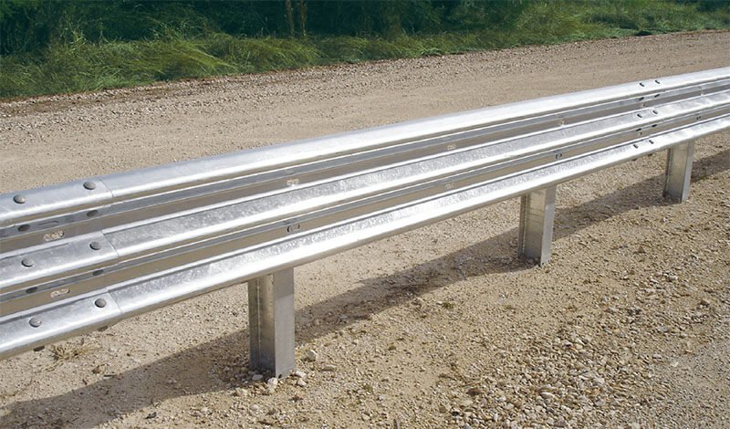 Guardrail For High Way case show 1
