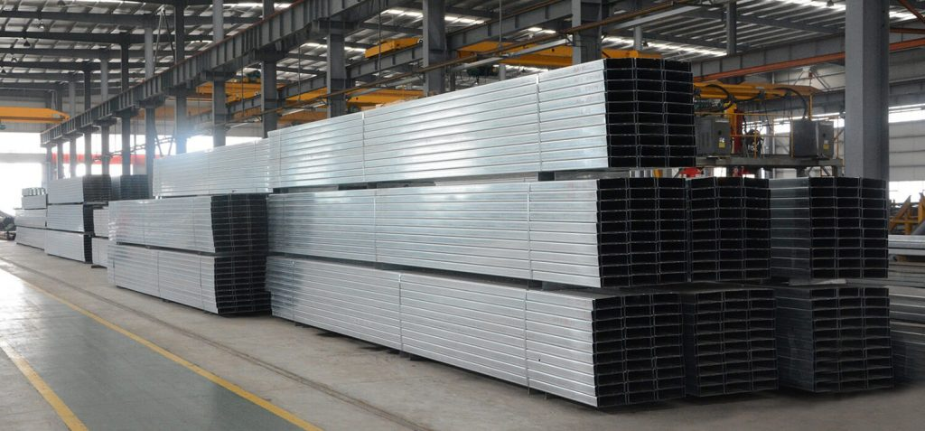 Cold Forming Selectional Steel banner 22